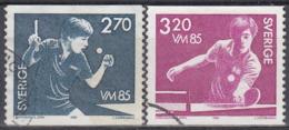 SUECIA 1985 Nº 1308/09 USADO, SE MANDARA EL ARTICULO DE LA FOTOGRAFIA - Suecia