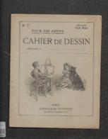 Ancien Cahier  De DESSIN Pour Les Petits,       Méthode VAN MOé,    N° 7 - Other Collections