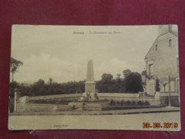 CPA - Evrecy - Le Monument Aux Morts - Altri Comuni