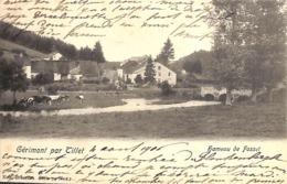Gérimont Par Tillet - Hmeau De Fosset - Sainte-Ode