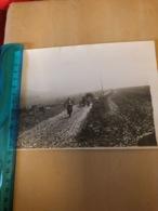 Photo  Guerre Militaire 14 -18 / Route De Bras à Douaumont 1916 - Guerre, Militaire