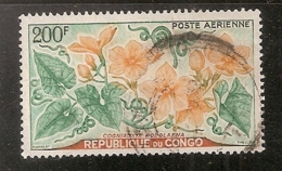 CONGO      OBLITERE - Congo - Brazzaville