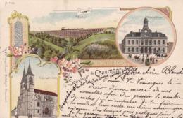 HAUTE-MARNE – CHAUMONT – Carte Illustrateur 1902 - Chaumont