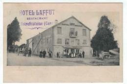 Bouillon - Noirefontaine - Hôtel Restaurant LAFFUT - Bouillon