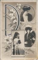 Postcard RA010722 - Singer Actress: Phyllis Dare, Zena Dare, Fay Davis - Femmes Célèbres
