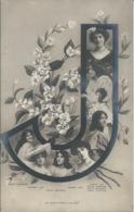 Postcard RA010723 - Singer Actress: Maud Jeffries, Isabel Jay, Ellis Jeffries - Femmes Célèbres