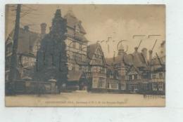 Farnborough  (Royaume-Uni, Hampshire) : Résidence Of HLM The Empress Eugénie Of  Farnborough-Hill Env 1910 PF. - England