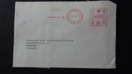 Denmark - 1971 - Freistempel - 090 Öre - 20 1 71 Kobenhavn - Look Scan - Affrancature Meccaniche Rosse (EMA)