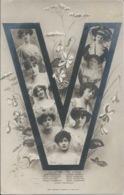 Postcard RA010724 - Singer Actress: Irene Vanbrugh, Violet Vanbrugh, Ruth Vincent, Madge Vincent - Femmes Célèbres