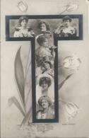 Postcard RA010726 - Singer Actress: Ellen Terry, Ellaline Terriss, Marie Tempest - Beroemde Vrouwen