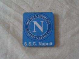 MAGNETE, CALAMITA - SCUDETTO *S.S.C.NAPOLI* CALCIO - LEGGI - Sport