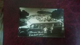 B1/carte Photo -autobus De Monaco 16 Août 1937 - Monte-Carlo