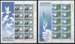 Ireland 1995 Europa Sheetlets X 10, MNH  (Ref: 1294) - 1949-... Republic Of Ireland
