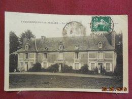 CPA - Feuguerolles-sur-Seulles - Le Château - France