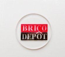 Jeton De Caddie Plastique BRICO DEPOT - Gettoni Di Carrelli