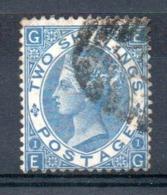GB - YT N° 38 - Cote: 210,00 € - Oblitérés