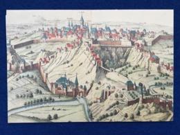 Luxembourg - Extrait De Ioannes Blaeu - 1649 - Luxemburg - Stad