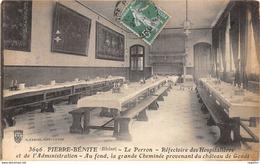 69-PIERRE BENITE-LE PERRON-REFECTOIRE-N°509-B/0381 - Pierre Benite