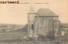 ENVIRONS DE CIREY SAINT-SAUVEUR EGLISE 54 - Cirey Sur Vezouze