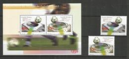 GUINEA BISSAU - MNH - Sport - Soccer - World Cup 2002 - World Cup