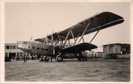 """Aviation - Avion Handley Page 42 """"Hannibal"""" Ligne Paris-Londres - 1932 - 1919-1938: Fra Le Due Guerre"""