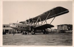 "Aviation - Avion Handley Page 42 ""Hannibal"" Ligne Paris-Londres - 1932 - 1919-1938: Between Wars"