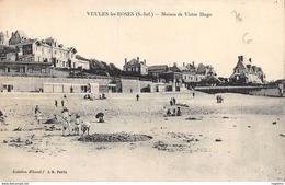 76-VEULES LES ROSES-N°512-A/0255 - Veules Les Roses