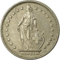 Monnaie, Suisse, 2 Francs, 1968, Bern, TTB, Copper-nickel, KM:21a.1 - Suisse