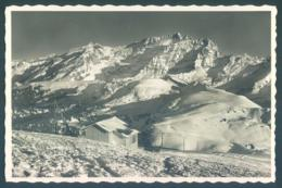 VD Vaud Chamossaire S Bretaye Terminus Du Funi Ski - VD Waadt