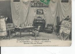 PARIS  EXPOSITION INTERNATIONALE De L'automobile Du Cycle Et Des Sports  1912 - Tentoonstellingen