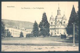 Castilla Y Leon Segovia LA GRANJA La Colegiata - Segovia