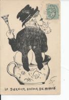LE DERNIER SOUPIR DE MIMILE 1908 EMILE LOUBET - Storia