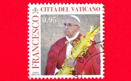 VATICANO - Usato - 2018 - Pontificato Di Papa Francesco MMXVIII - 0.95 - Vaticano