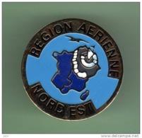 REGION AERIENNE *** NORD-EST *** 1047 - Avions