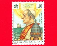 VATICANO - Usato - 2018 - Canonizzazione Di Papa Paolo VI - 1.10 - Vaticano