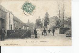 COURTESOULT   Environs  De Champlitte 1907 - France
