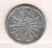 Caribe  / Cuba TOKEN CENTRAL MAPOS  5 CENTAVOS Aluminio 22 Mm - Tokens & Medals