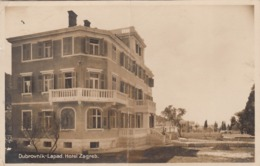 CROATIA - Dubrovnik - Lapad - Hotel Zagreb 1948 - Croatia