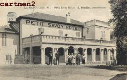 LA NAPOULE PETIT SAVOY HOTEL S. OTTOLINI, PROPRIETAIRE 06 - France