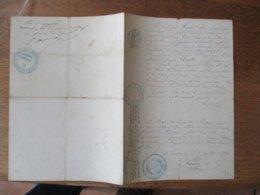 LIMONT FONTAINE LE 2 JUILLET 1874 XAVIER COLSON NOMME GARDE CHAMPÊTRE MARTIN JOSEPH MUTTE,LE MAIRE DE 8 COMMUNES,LE SOUS - Documentos Históricos