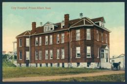 Canada PRINCE ALBERT Saskatchewan City Hospital - Saskatchewan