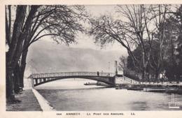 74 - Annecy- Le Pont Des Amours - Annecy