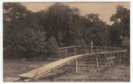 Rendeux Haut - Le Pont De Gattes De Bardonwez - Ed. A Lecoq - Nels - Rendeux