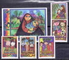 2009 IRAQ Complete Set 5 Values +1 Souvenir Sheets MNH S.G.No.2258-2263 - Iraq