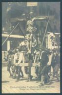 Austria WIEN Eucharistische Festprozession 1912 Tiroler Mit Haspingerkreuz - Vienna