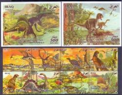 2010 IRAQ Complete Set 8 Values +2 Souvenir Sheets MNH S.G.No.2288-2297 - Iraq