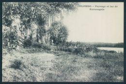 Ceylan Ceylon COLOMBO Paysage Et Lac De Kurunegala - Sri Lanka (Ceylon)