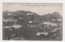 BB205 - CHINE - China - HONG KONG - HONGKONG - View Og Buildings On The Peak - Chine (Hong Kong)