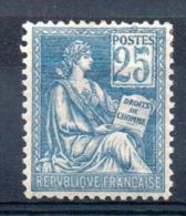 FRANCE - YT N° 118 - Neuf * - MH - Cote: 160,00 € - France