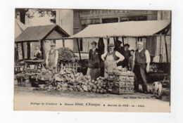 Sept19    5385233   Pré En Pail Marché étalage De Fruiterie Maison ADAM D'alençon - Pre En Pail